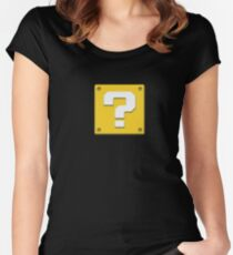 Item Block Women's Fitted Scoop T-Shirt