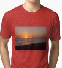 Inspirational Sunrise Tri-blend T-Shirt