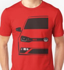 VW Polo GTI Half Cut T-Shirt