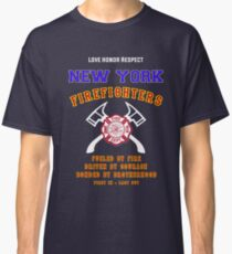 NEW YORK FIREFIGHTERS Classic T-Shirt
