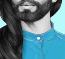 Blue Conchita  Sticker
