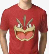 Machamp Shirt Tri-blend T-Shirt