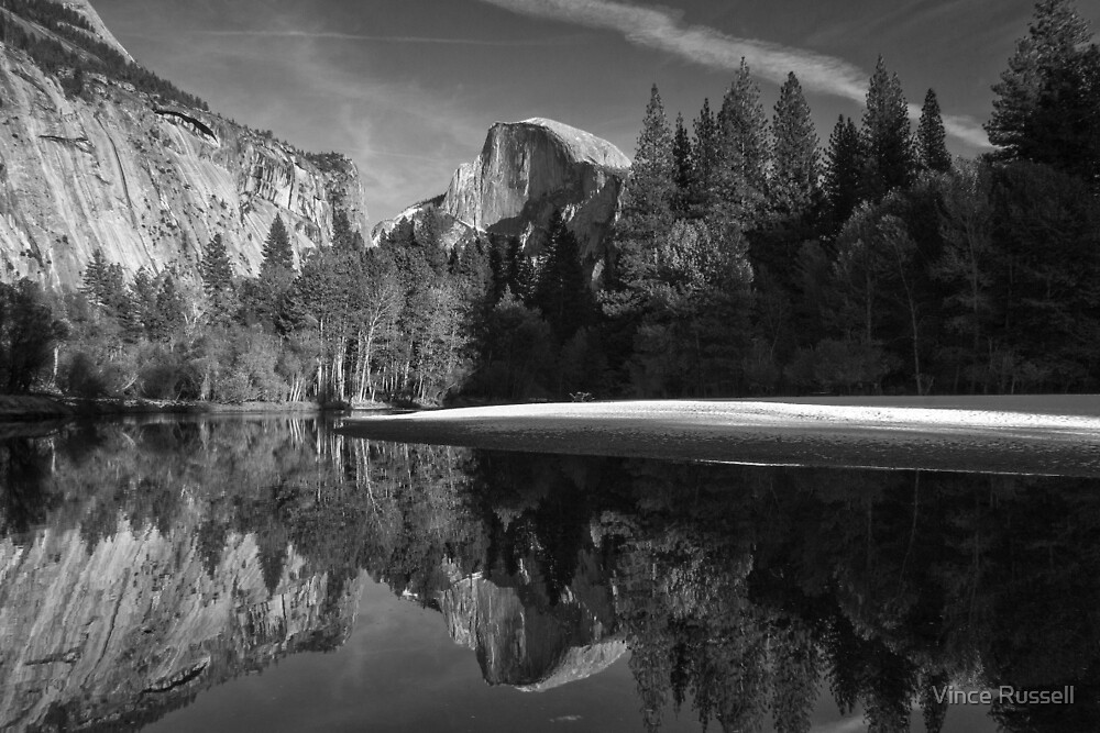 In The Footsteps Of Ansel Adams by Vince Russell