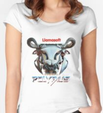 Polybius Women's Fitted Scoop T-Shirt