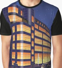 Daily Express Building, Manchester Graphic T-Shirt