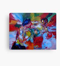 Rocky V Apollo Canvas Print