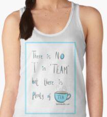 Putting the Tea into team Women's Tank Top