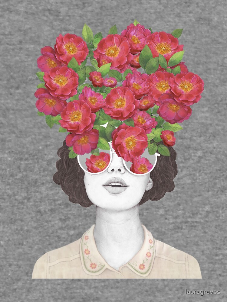 The optimist // rose tinted glasses by lauragraves