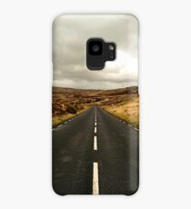 Empty Road Donegal Case/Skin for Samsung Galaxy