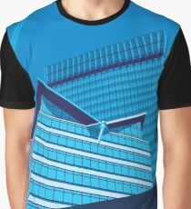 Bernard House, Piccadilly Plaza, Manchester Graphic T-Shirt