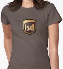 LSD Logo Womens Fitted T-Shirt