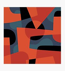Abstract XXXIX Photographic Print