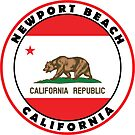 Surfing NEWPORT BEACH CALIFORNIA Surf Surfer Surfboard Waves Ocean Beach Vacation by MyHandmadeSigns