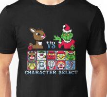 Christmas Fighter Unisex T-Shirt