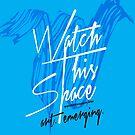 Blue Splash : Watch This Space Gallery  by BadBehaviour