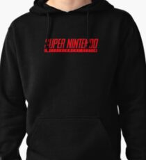 Super Nintendo T-Shirt Pullover Hoodie