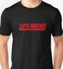 Super Nintendo T-Shirt Unisex T-Shirt