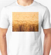 California Wheat Field Unisex T-Shirt