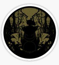 the Pagan Horned God - Cernunnos Sticker