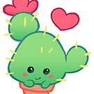 Cute Cactus by aimeekitty