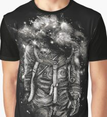 Lost In Cosmic Shades Graphic T-Shirt