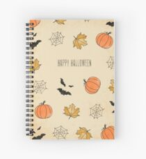 Happy Halloween! Spiral Notebook