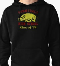Sunnydale Class of '99 Pullover Hoodie