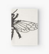 Bee Hardcover Journal