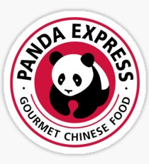 panda express Sticker