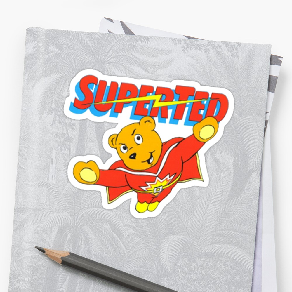 Super Ted by bbswedge