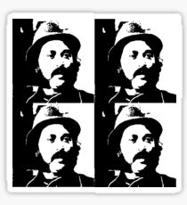Thierry Guetta Sticker