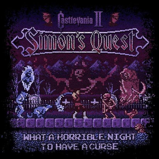 Simon's Vania Castle Quest by likelikes