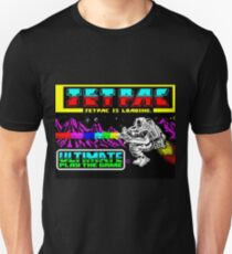 Jetpac ultimate play the game T-Shirt