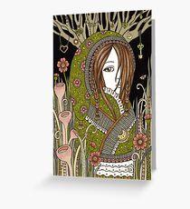 Matryoshka Greeting Card