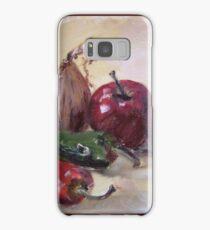 A full harvest Samsung Galaxy Case/Skin