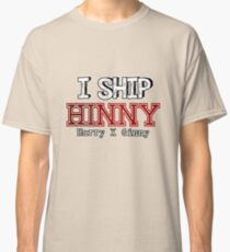 I Ship Hinny Classic T-Shirt