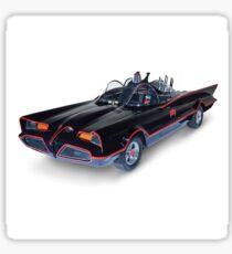1966 Batmobile Sticker