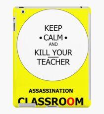 ASSASSINATION CLASSROOM iPad Case/Skin