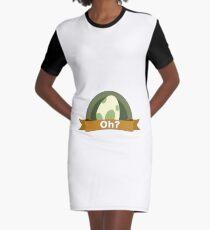 Pokemon Egg Graphic T-Shirt Dress