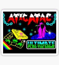 Atic Atac - Ultimate Sticker