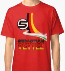 Sebastian Vettel - 5 - Germany Classic T-Shirt