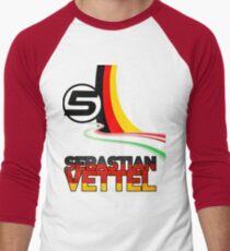 Sebastian Vettel - 5 - Germany Men's Baseball ¾ T-Shirt