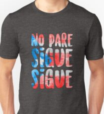 No Pare Sigue Sigue | In the Heights Unisex T-Shirt