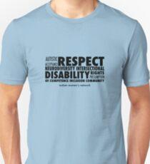 AWN Word Cloud  T-Shirt