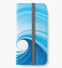 Holy wave iPhone Wallet/Case/Skin