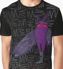 Mothman II Graphic T-Shirt