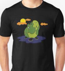 Halloween Frankenpig Unisex T-Shirt