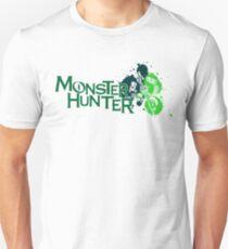 Monster Hunter Tri Crest Green T-Shirt