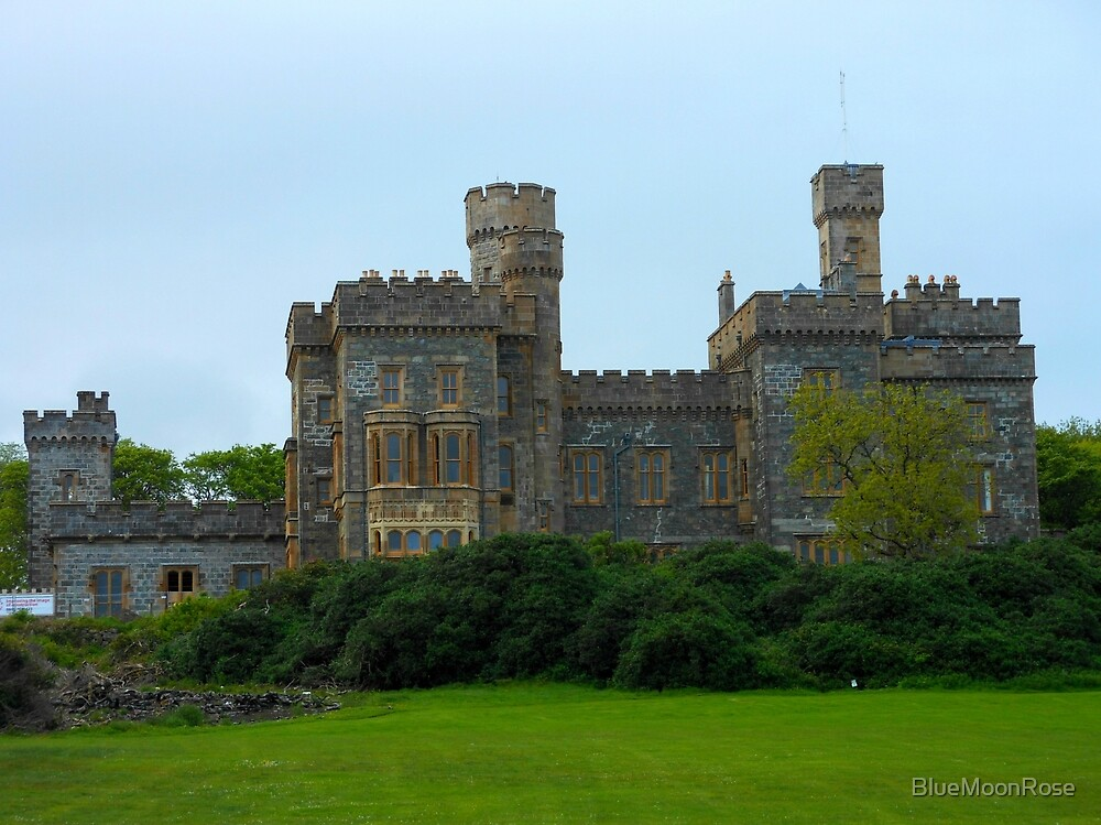 Lews Castle, Stornoway - Late Evening by BlueMoonRose