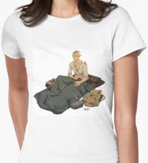 Lizards Women's Fitted T-Shirt